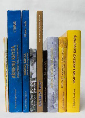 Knygos apie akmenis